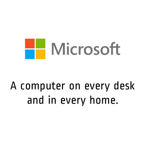 BHAG Microsoft