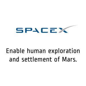 BHAG SpaceX