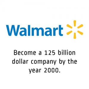 BHAG Walmart