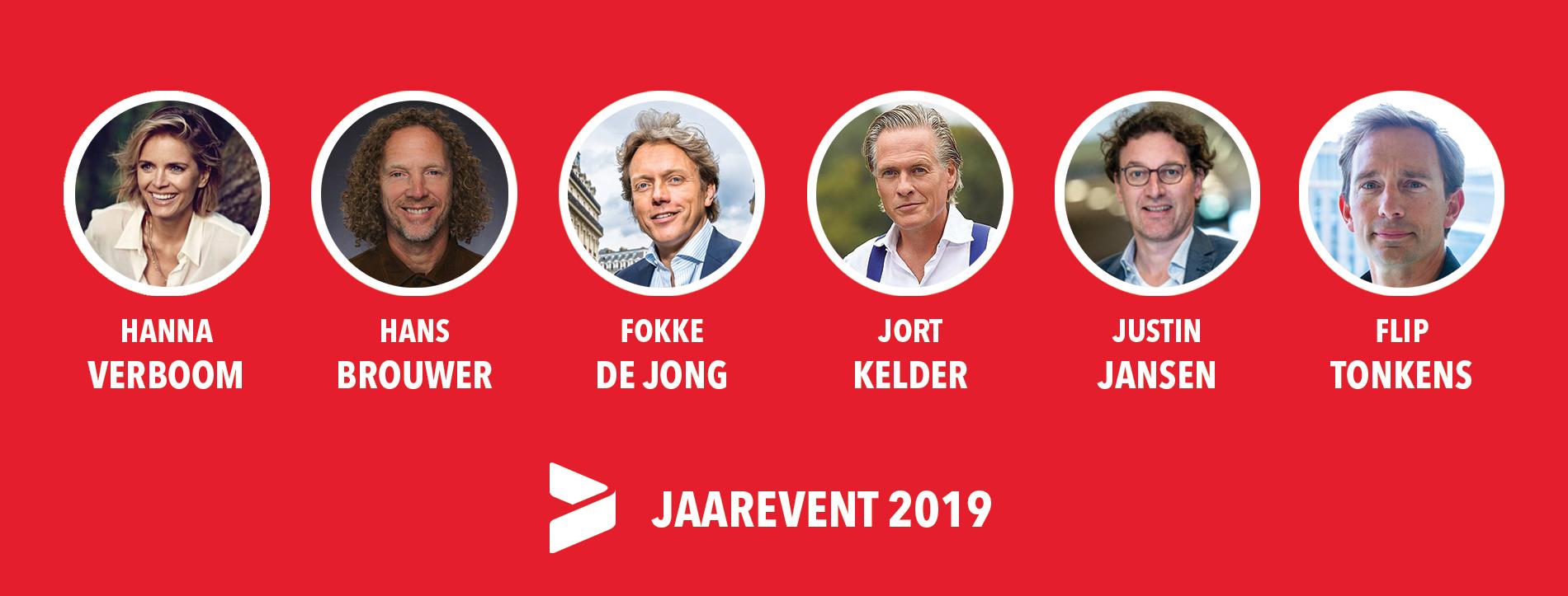 Het GoFastForward Jaarevent 2019