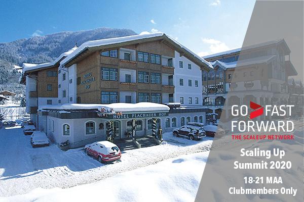 Scaling Up Summit 2020: Flachau!
