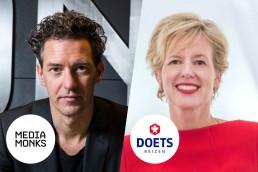 Victor Knaap - MediaMonks & Elske Doets - Doets Reizen