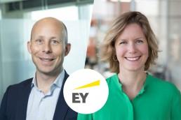 Erik de Heer & Hedwig van der Weerd - EY