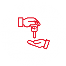 Verkoop Icon - Fusies & Overnames