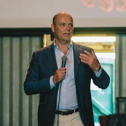 Spreker Mathijs Bouman